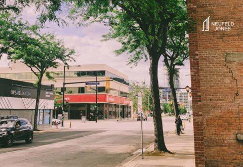 real estate in Downtown Kelowna